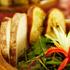 You get healthy, organic seasonal food at Surf Haven Bali. Photo / Supplied