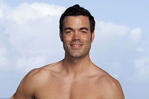 Michael Jefferson has been blindsided out of Survivor: One World. Photo / Supplied