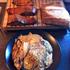 Dinner!! Photo / Twitter