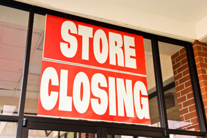 The growth of online sales and the consumer downturn are hitting weaker chains.  Photo / Thinkstock