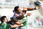 Warriors utility Feleti Mateo is just one of many players who need to take a long look in the mirror.  Photo / Getty Images