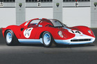 1966 Ferrari 206 S Dino Spyder by Carrozzeria. Estimated sale price:$3.3m-$4.4m. Photo / Hardy Mutschler, RM Auctions