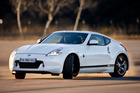 The undeniably sporty 370Z may be shrunk to take on vehicles like the Toyota GT86 and Subaru's BR-Z. Photo / Supplied