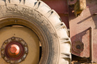 Police say the teen was hit after the driver lost control of his tractor. Photo / Thinkstock