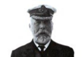 Titanic captain Edward John Smith. Photo / AP