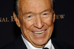 Mike Wallace has died at the age of 93. Photo / AP