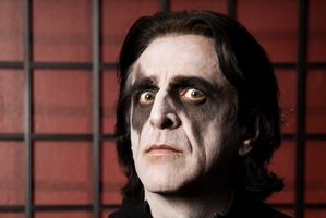 Jaz Coleman from Killing Joke. Photo / Supplied