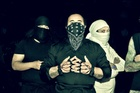 The Heavy Metal Ninjas have released their debut four-track EP. Photo / Supplied