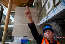 Auckland Art Gallery director Chris Saines. Photo / Richard Robinson