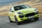 Porsche's Cayenne GTS will hits a top speed of 261km/h. Photo / Supplied