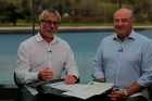 Eric Thompson and Bob McMurray give their opinion and analysis of all the worlds motoring news and action.