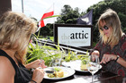 The Attic's food is more palatable than its eclectic decor. Photo / Getty Images