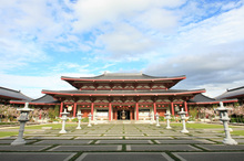 The beautiful Fo Guang Shan Buddhist temple at Flat Bush opens its doors to the public tomorrow for the Buddha's Day multicultural festival. Photo / Supplied