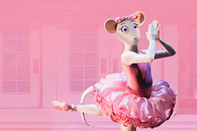 Angelina Ballerina by the Royal New Zealand Ballet. Photo / Patrick Baldwin 