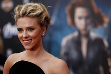 Scarlett Johansson.  Photo / AP 