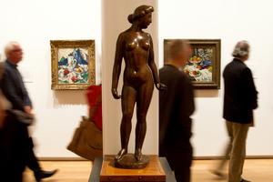 Degas to Dali. Photo / Brett Phibbs