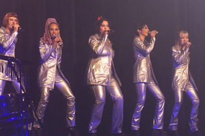 NZ pop group True Bliss. Photo / Supplied