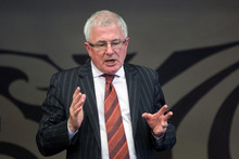 Climate Change Minster Tim Groser. Photo / APN