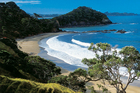 Beaches like Sandy Bay in Tutukaka are beautiful in any weather. Photo / Supplied
