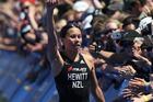 New Zealand Triathlete Andrea Hewitt. Photo / File