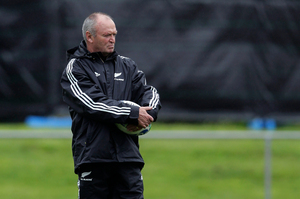 Sir Graham Henry is needed in his old stamping ground, says Chris Rattue. Photo / Brett Phibbs