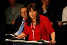 Helen Kelly has been sensational since taking the CTU president's job. Photo / Kenny Rodger