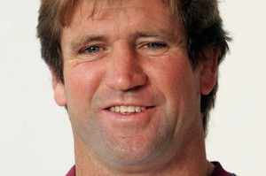 Des Hasler. Photo / Supplied