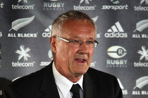 NZRU Chairman Mike Eagle. Photo / Sarah Ivey