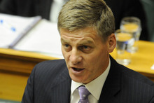 Finance Minister Bill English. File photo / Ross Setford