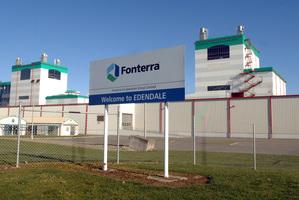 Fonterra's Edendale plant in Southland. File photo / NZPA