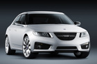 Saab 9-5. Photo / Supplied