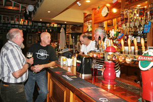 The Celtic Inn, Palmerston North. Photo / Supplied