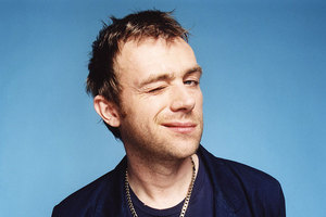 Damon Albarn says Blur and the Gorillaz will come to an end this year.  Photo / Supplied