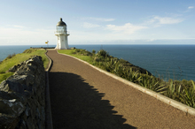 Where two oceans meet at Cape Reinga, Northland, is renowned for its spiritual atmosphere. Photo / Supplied