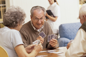 Elderly who eat together and hold better memories live longer. Photo / Thinkstock