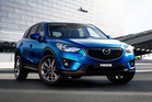 Mazda's CX-5 bridges the gap between car and SUV. Photo / Supplied