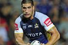 James Tamou of the Cowboys has represented New Zealand Maori and the Junior Kiwis. Photo / Getty Images