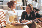 Costumes worn in the film 'Titanic', starring Kate Winslet and Leonardo DiCaprio, will be among the items on display at the Australian National Maritime Museum's Remembering Titanic exhibition. Photo / Supplied