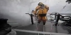 Watch: Volvo Ocean Race: Southern Ocean's big waves