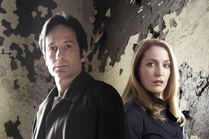 A third X-Files movie has been mooted by one of the show's writers. Photo / Supplied