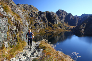 Whitney Dagg has been training hard to retain her Routeburn Classic title - and to set a new open female record time.