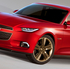 Chevrolet Code 130R concept. Photo / Supplied