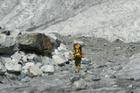 A glacier in Karakoram. Photo / Thinkstock
