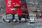 Emirates Team New Zealand. Photo / Chris Cameron.