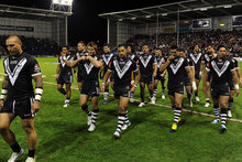Four debutants have been named in  the Kiwis squad for Friday's ANZAC test against Australia in Auckland. Photo / Getty Images.
