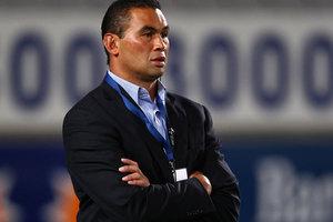 Blues coach Pat Lam. Photo / Getty Images.