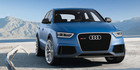 View: 2012 Audi Q3 and RS Q3 concept