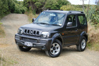Suzuki's Jimny Sierra goes well off-road. Photo / Supplied