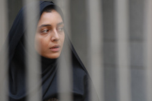 Razieh (Sareh Bayat) in a scene from Asghar Farhadi's A Separation. Photo / Supplied
