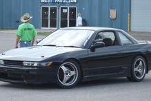 A Nissan Silvia similar to the impounded car. Photo / Supplied